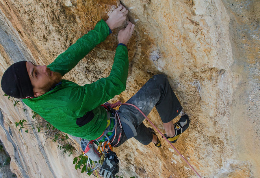 Peter Kamitses on Hotel Supramonte 8b, 166 kb