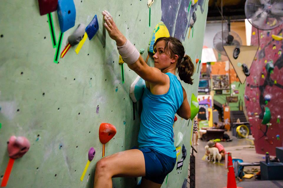 Bouldering: a modern therapy for depression © UKC Articles