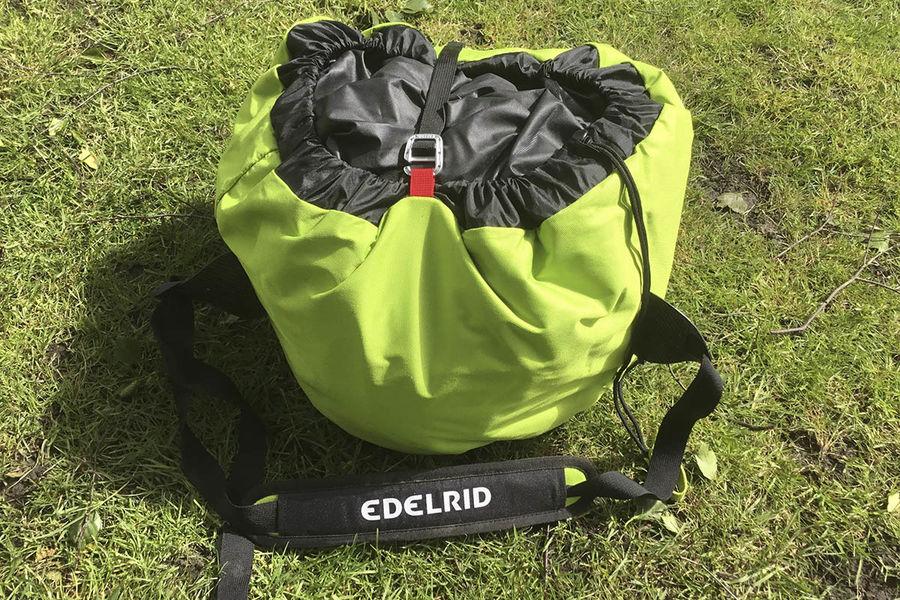 Edelrid Caddy Rope Bag, 216 kb