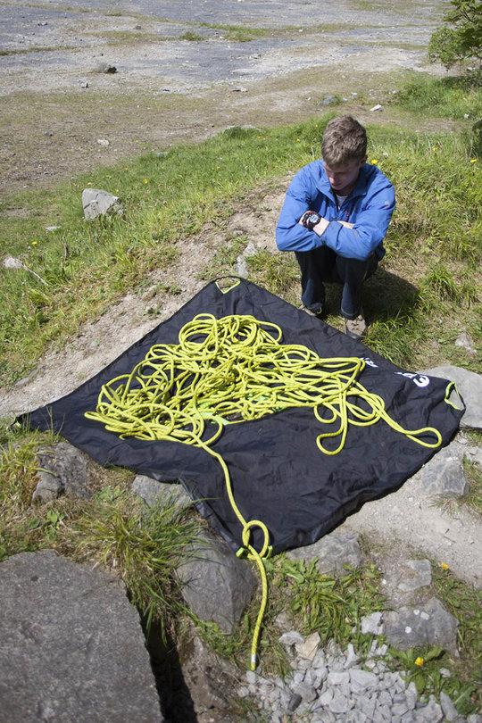Edelrid Caddy Rope Bag - 1, 192 kb
