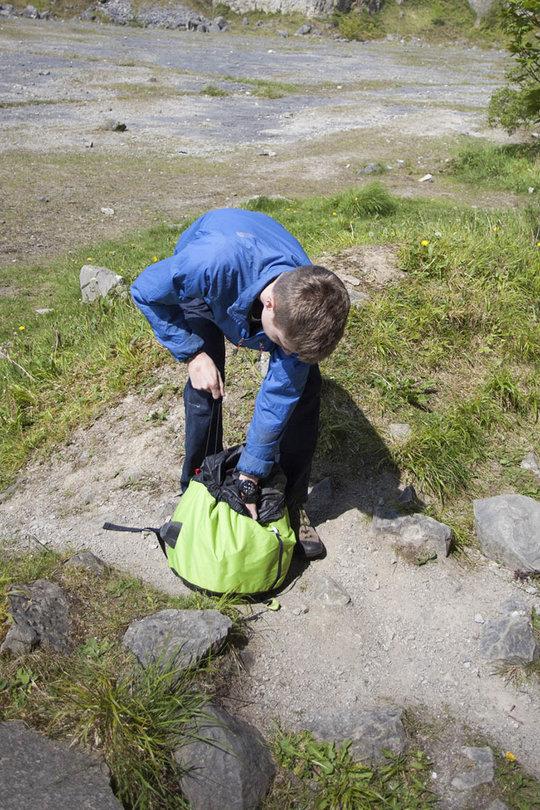 Edelrid Caddy Rope Bag - 3, 184 kb