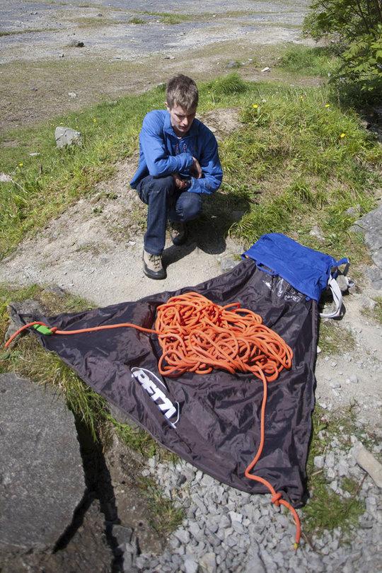 Petzl Kab Rope Bag - 1, 183 kb