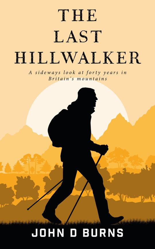 The Last Hillwalker cover, 60 kb