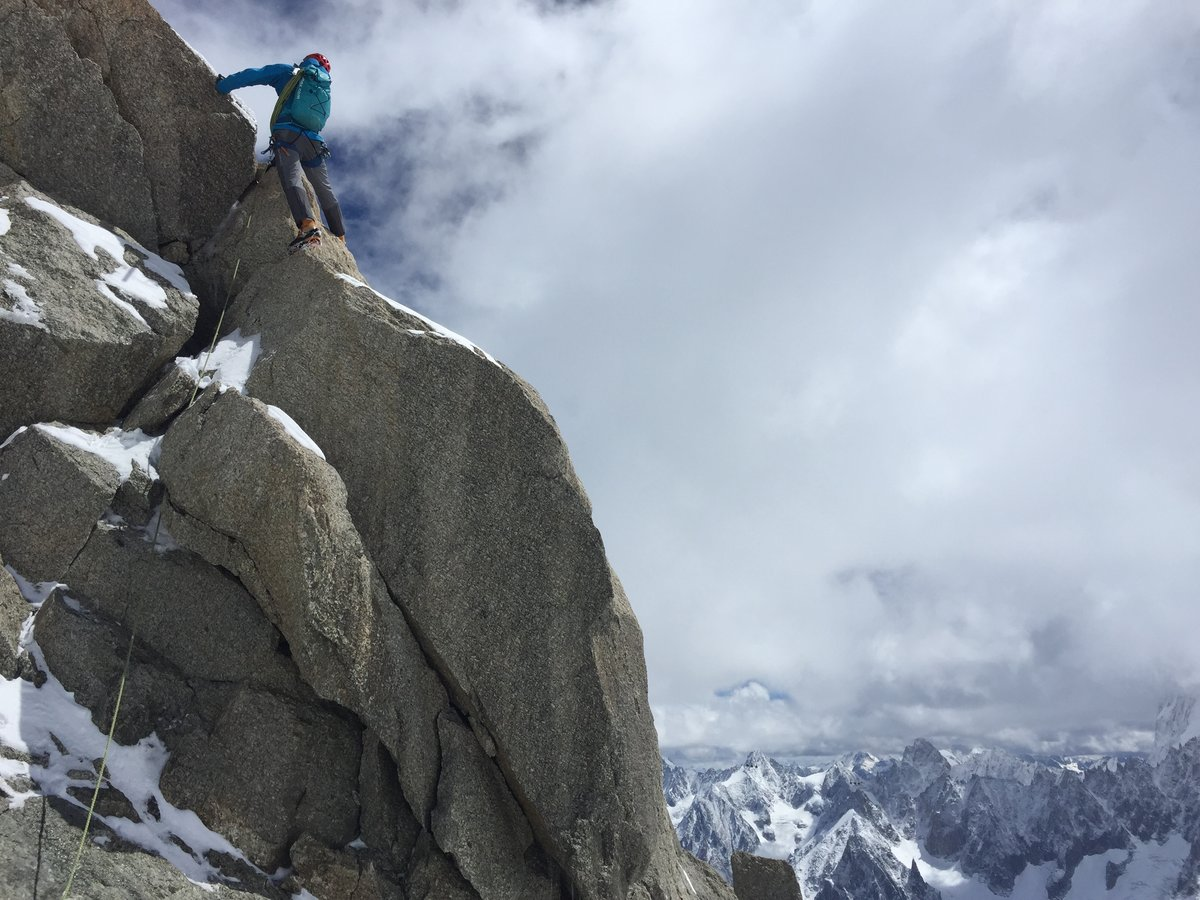 Moving together on moderate ground - an essential Alpine skill, 176 kb