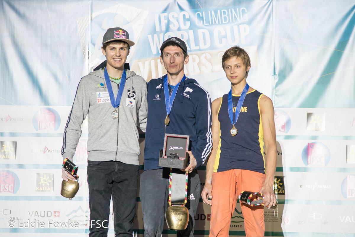 Men's winners: Skofic, Desgranges, Samoilov, 188 kb