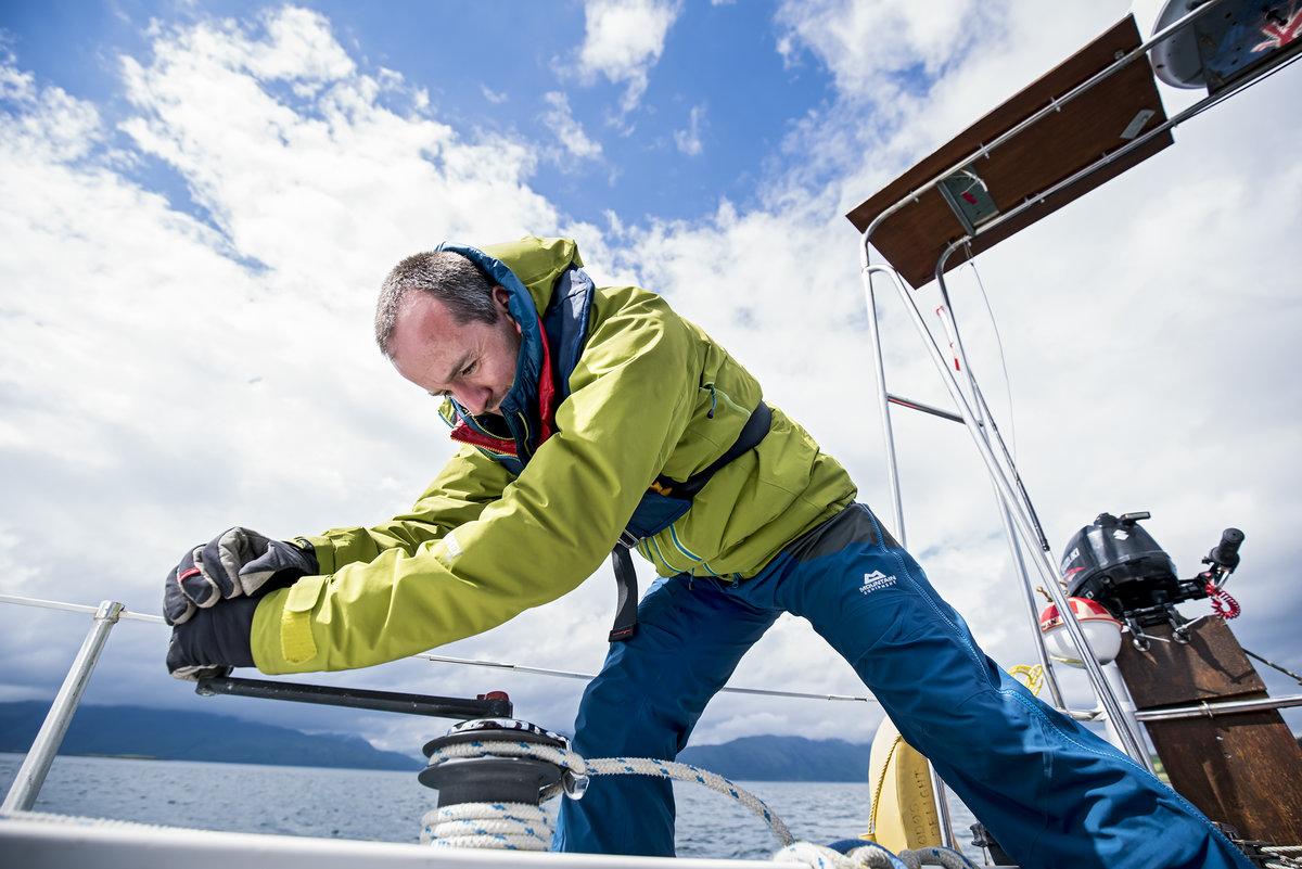 Dave MacLeod: climber turned sailor, 213 kb