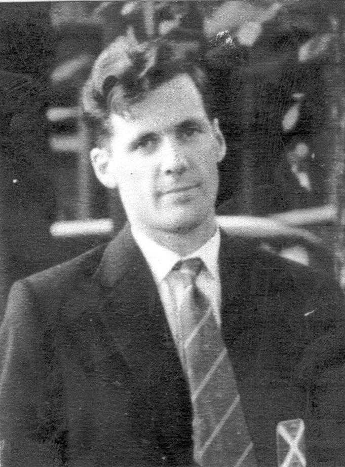John Cullen in 1949 , 129 kb