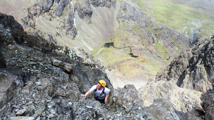 Marc in the Cuillin, 149 kb