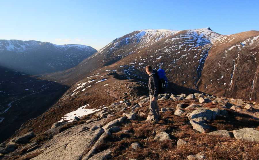 Mar Lodge Estate becomes Britain's largest, and wildest, NNR, 156 kb