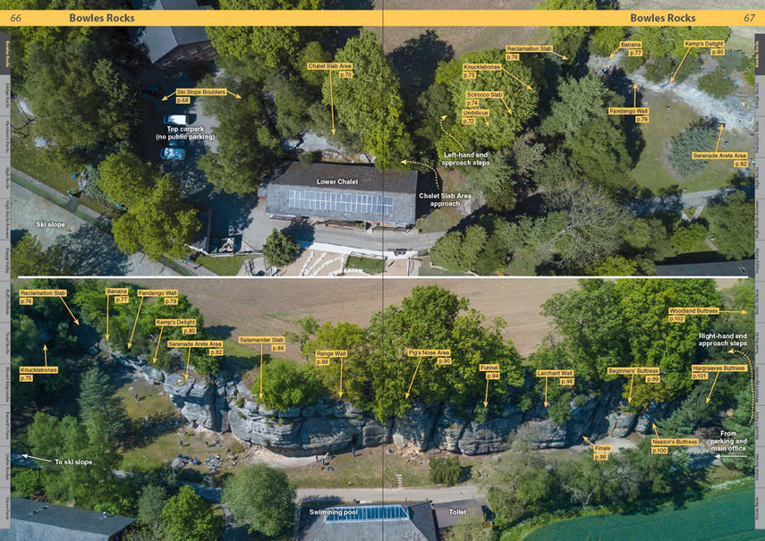 Aerial Topo for Bowles Rocks, 177 kb