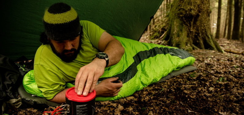 Thermarest Questar HD Regular Size Down 3 Season Sleeping Bag Comfort 0 Degrees