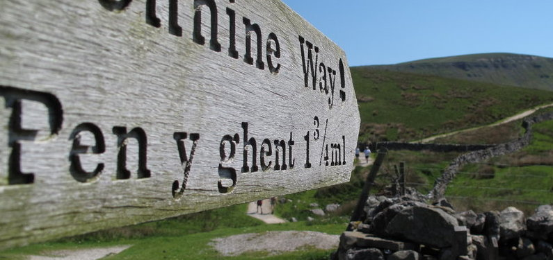 40 Years On The Pennine Way