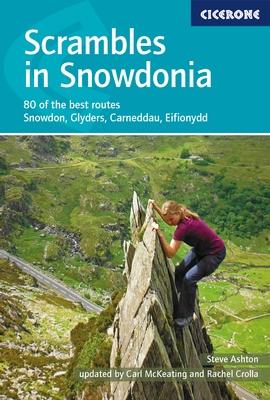Scrambles in Snowdonia cover shot, 103 kb