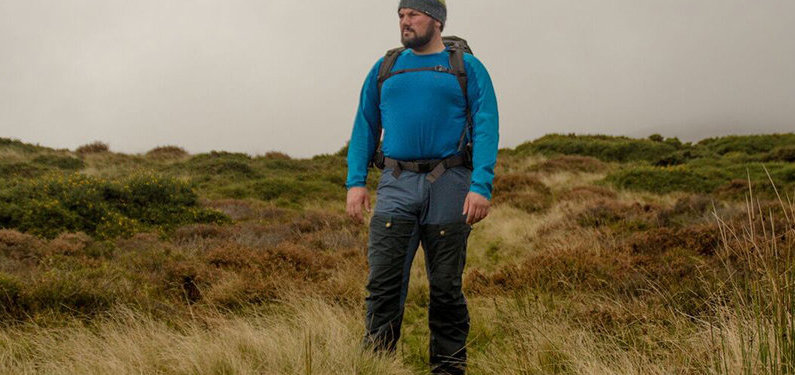 88b534af UKC Gear - REVIEW: Fjällräven Keb Trousers