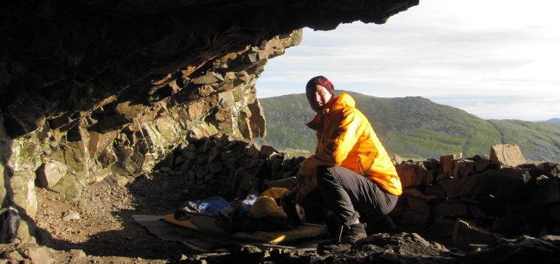Britain's Best Bivvy Caves and Hidden Howffs