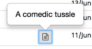 A comedic tussle., 31 kb