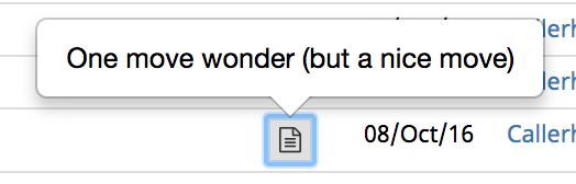 One move wonder., 50 kb
