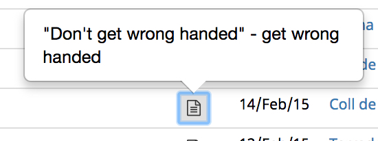 Wrong handed., 60 kb