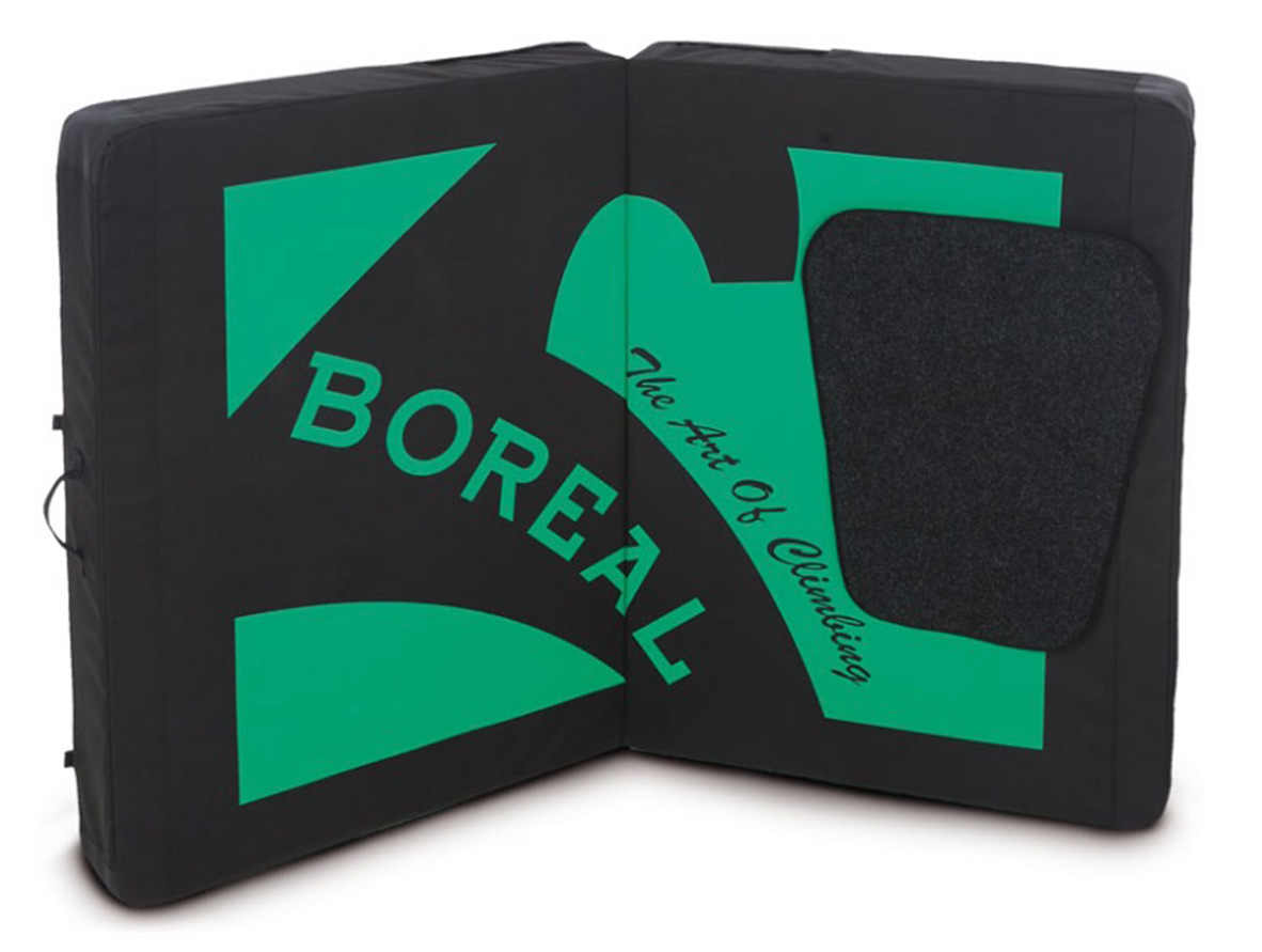 Boreal Crash Pad, 124 kb