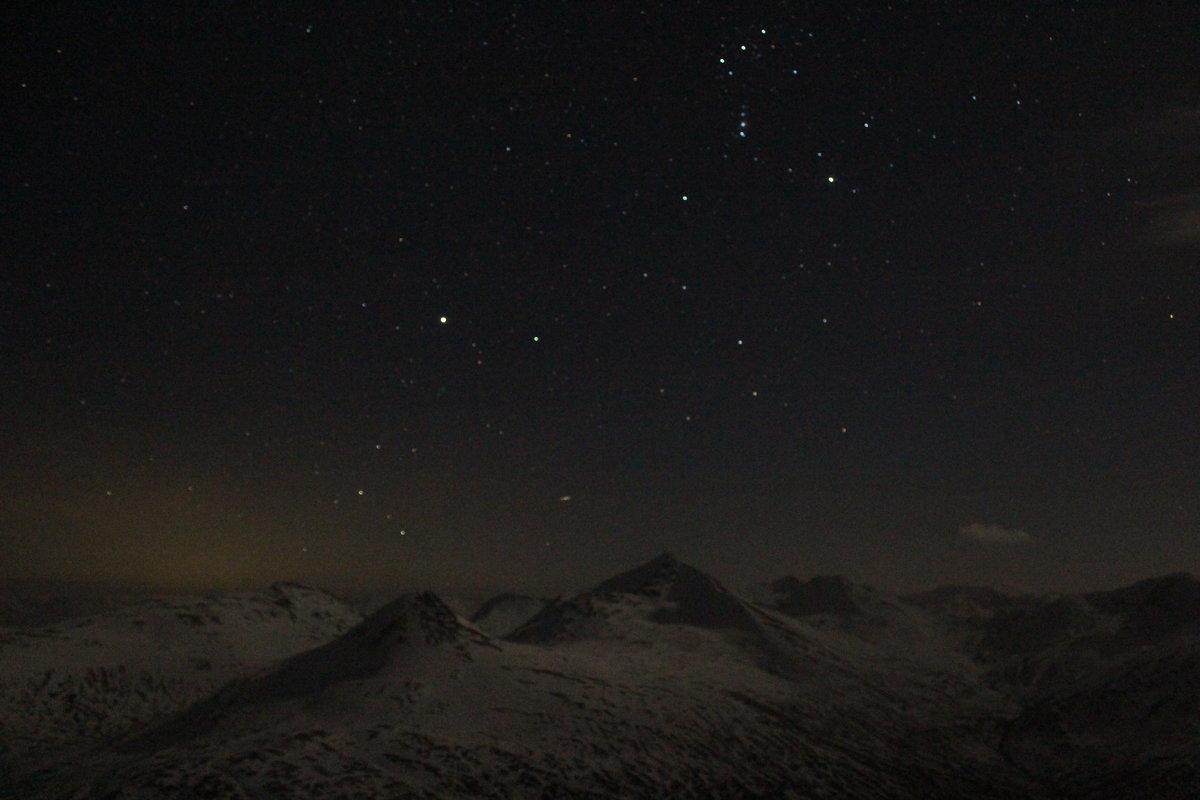 Starry night © UKC News