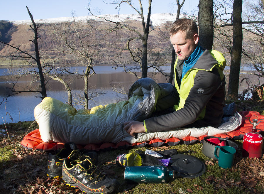 UKC Gear - REVIEW: Therm-a-Rest Parsec 20 Sleeping Bag