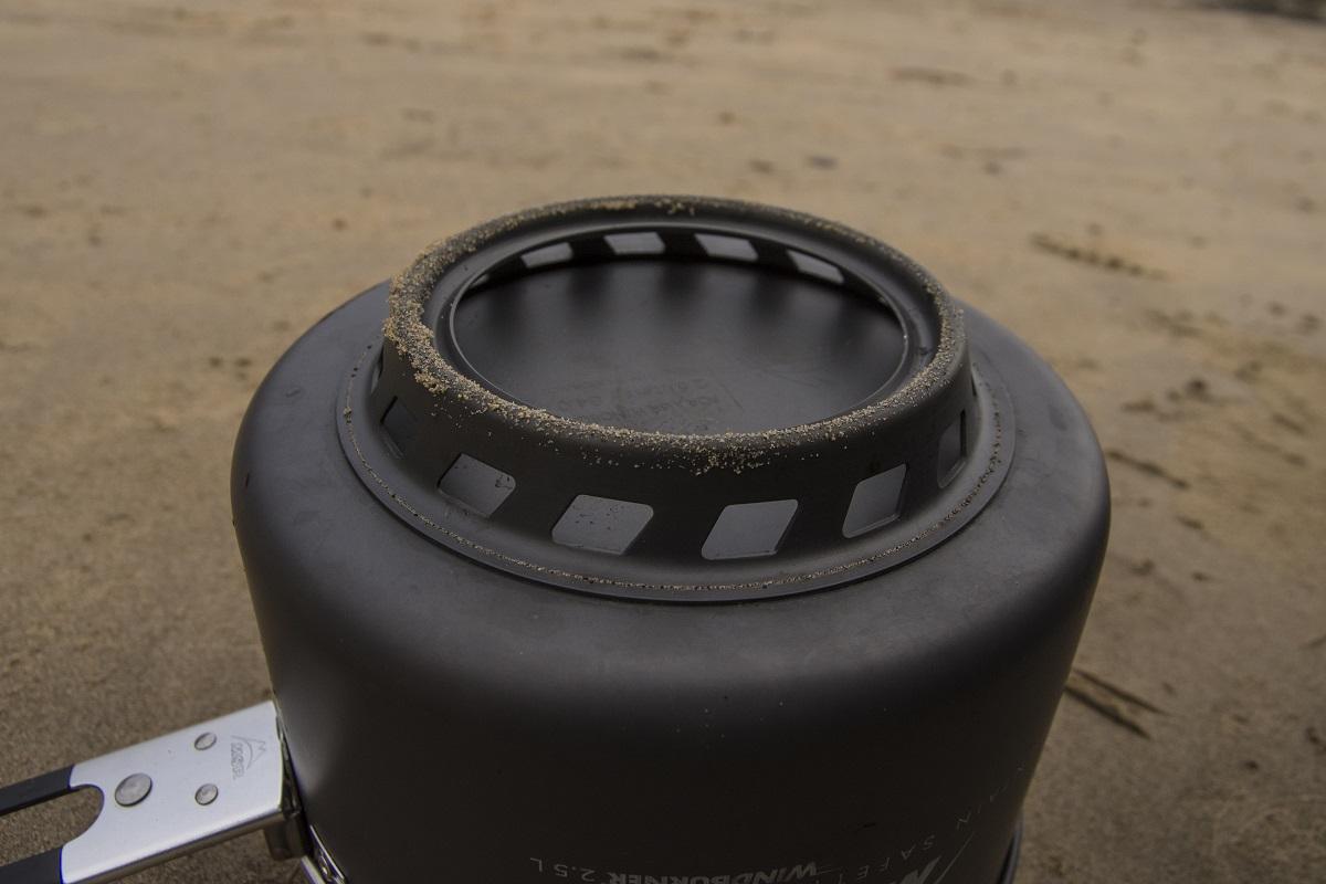Ukc Gear Review Msr Windburner Group Stove System