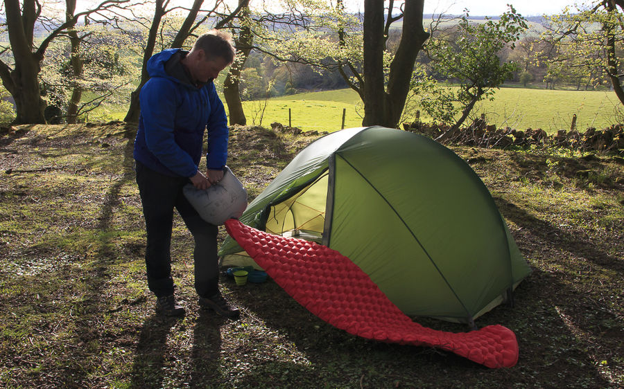 Ukc Gear Group Test Insulated Inflatable Sleeping Mats