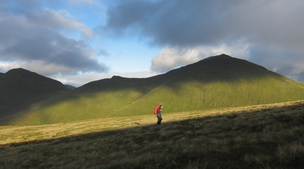 Ben Lawers: real-time weather info could be very handy © UKC News
