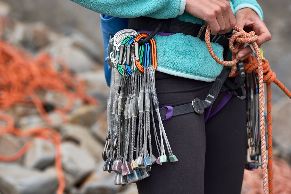 PerfectO racked up and ready © UKC Gear
