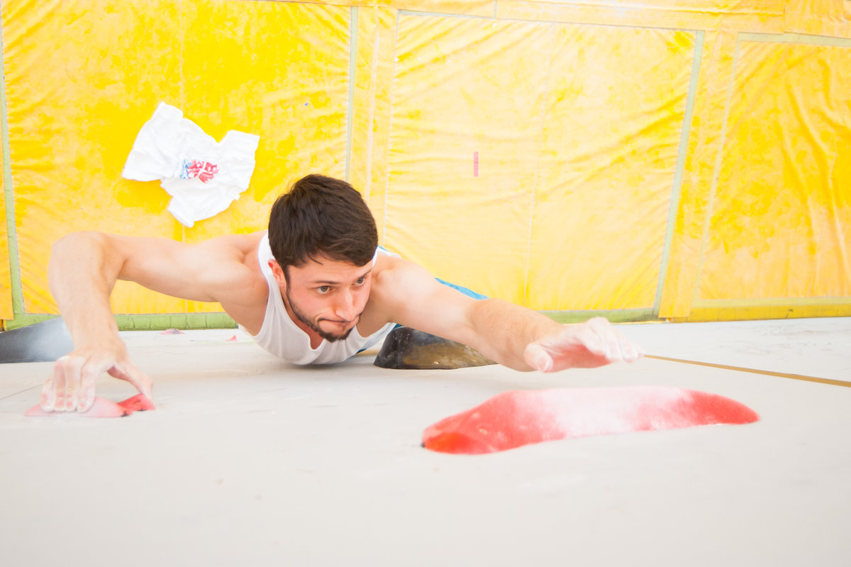 Nathan Phillips took his first senior BBC title. © UKC News
