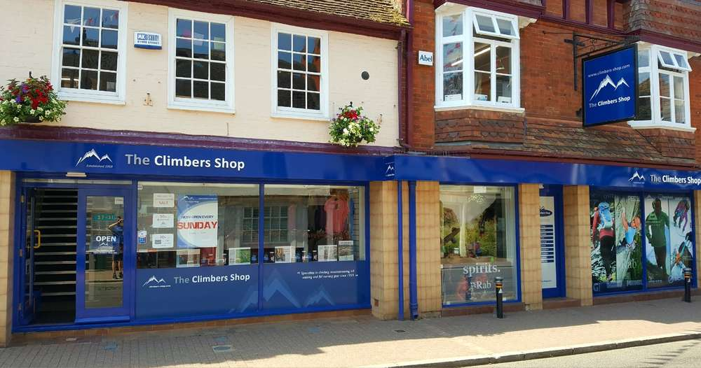 The Climbers Shop - Stony Stratford