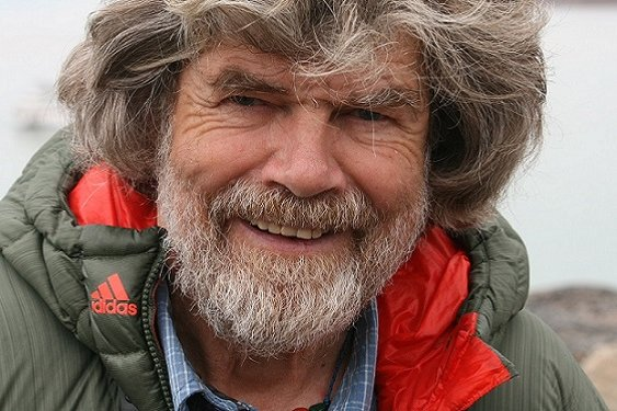 INTERVIEW: Reinhold Messner - Standing on the Shoulders of Giants