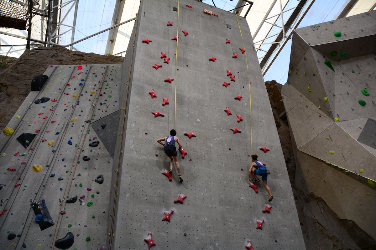 The speed event attracted bigger numbers ahead of Tokyp 2020. © UKC News