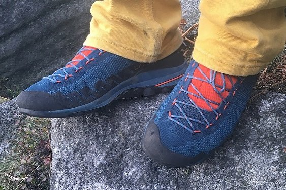 authentic wholesale new collection UKC Gear - REVIEW: La Sportiva TX2 Approach Shoe