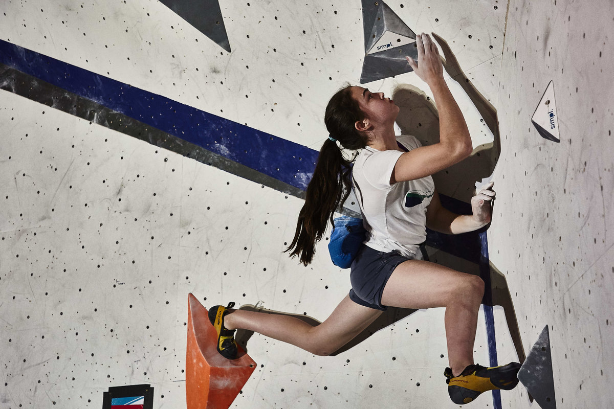 Emily Phillips, 3rd place. © UKC News