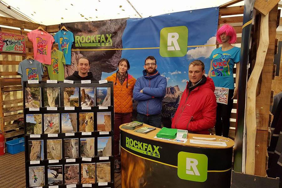 NEWS: UKC, UKH and Rockfax at Kendal