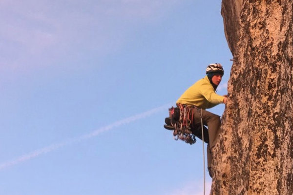 NEWS: Pete Whittaker rope-solos Half Dome and El Cap in a Day