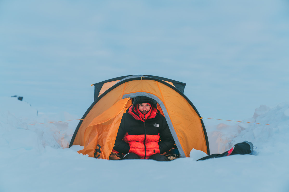 UKC Articles - INTERVIEW: The North Face Antarctica Expedition 2017