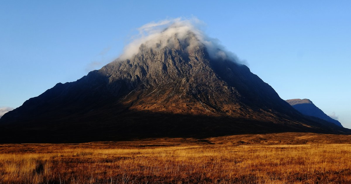 One more Buachaille shot.. © Mac fae Stirling