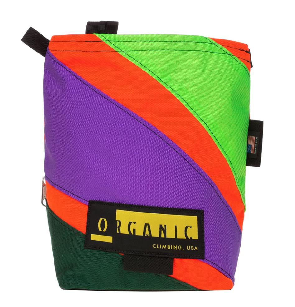 Organic Chalk Bag © UKC Articles