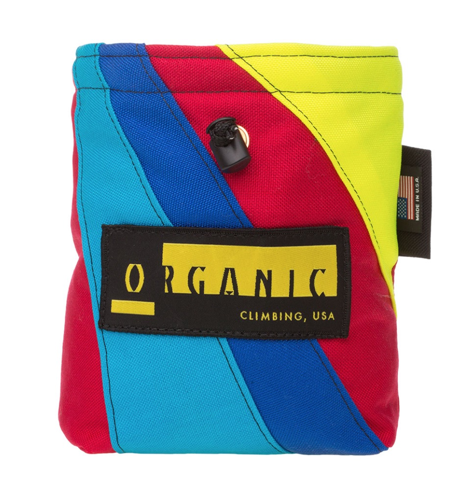 Organic Chalk Bag © UKC Articles