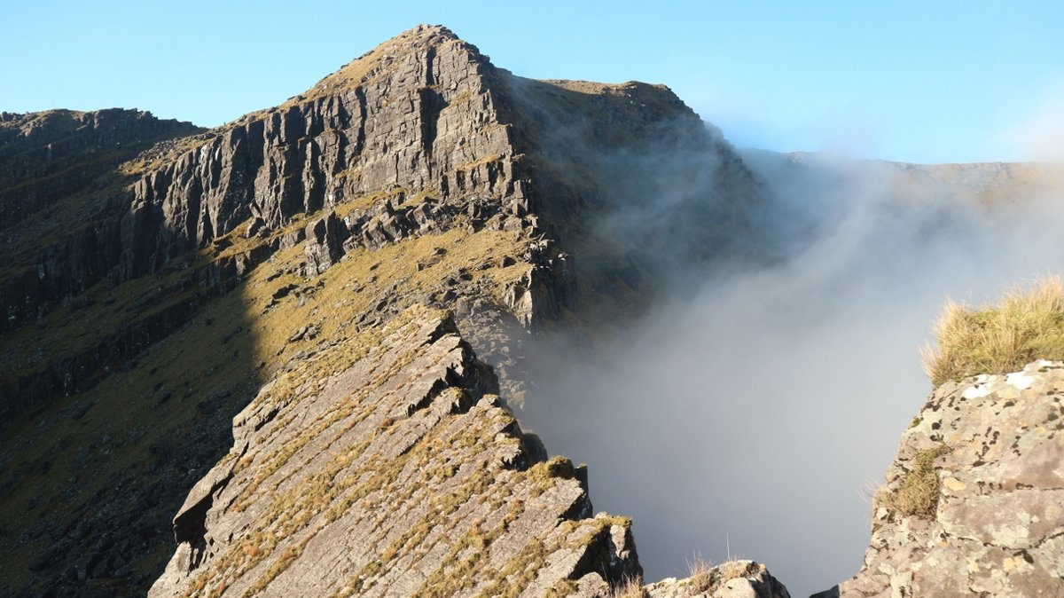 The Faha Ridge Mount Brandon © goatee