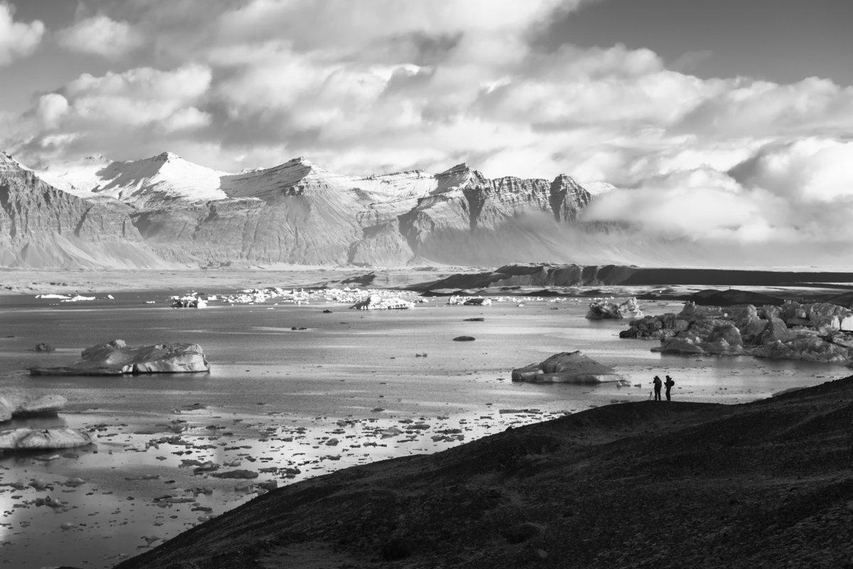 Looking across at Fellsfjall © James Rushforth