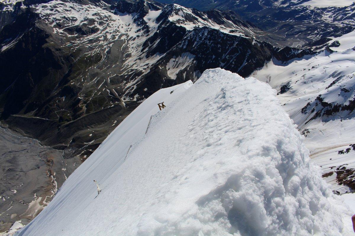 Summit ridge © Diego