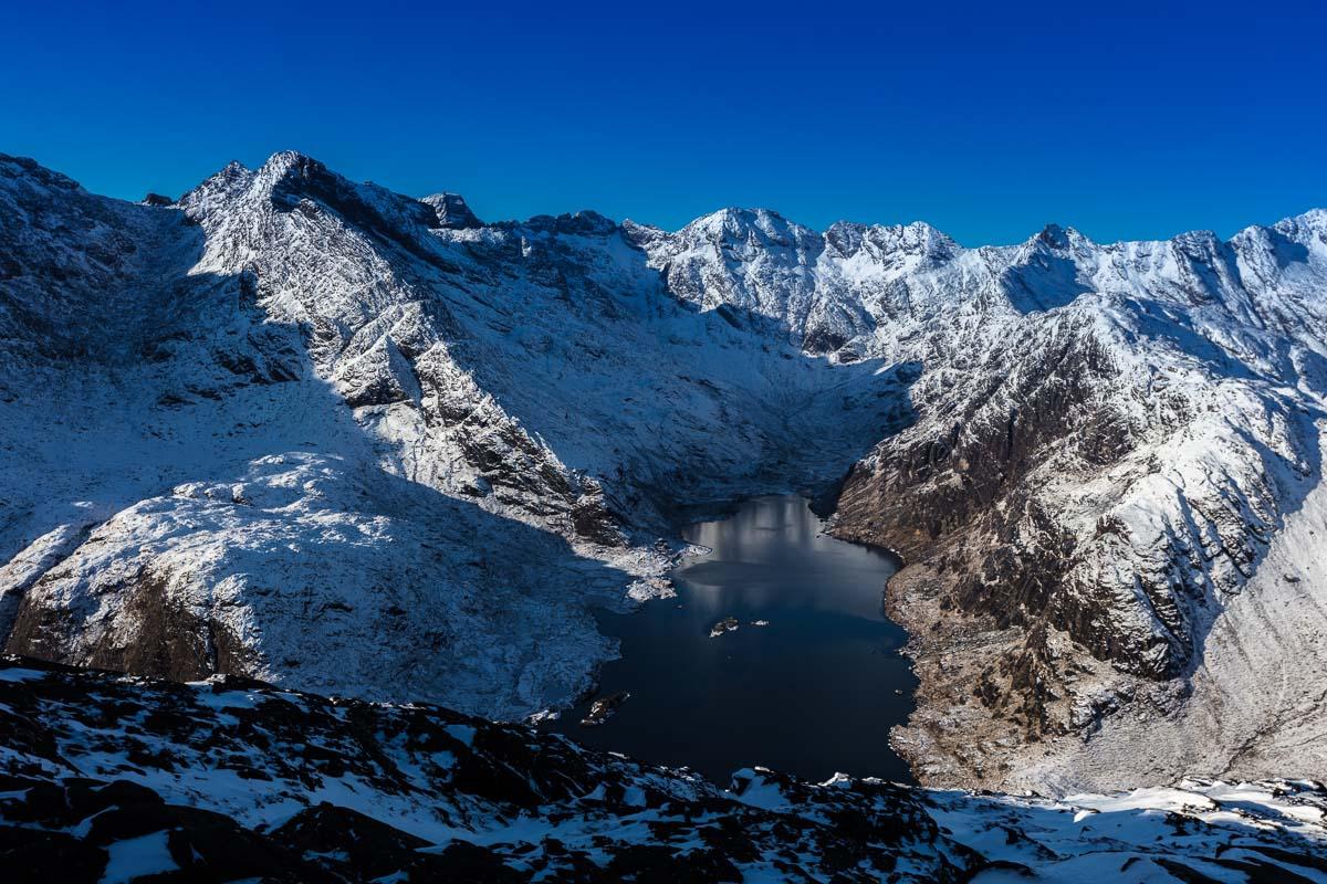 Alpine Cuillin  © Garry Robertson