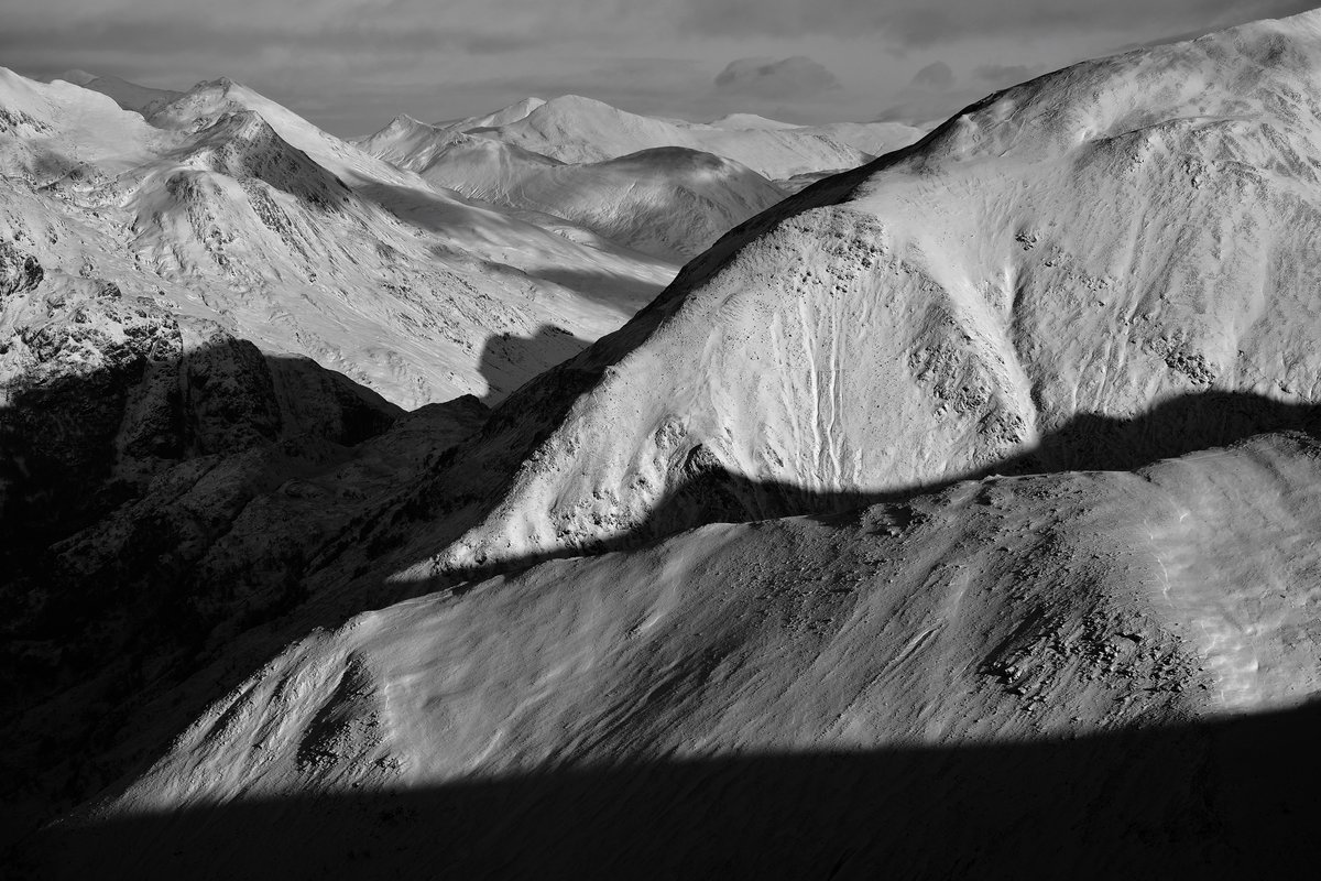 Mamores © Mac fae Stirling