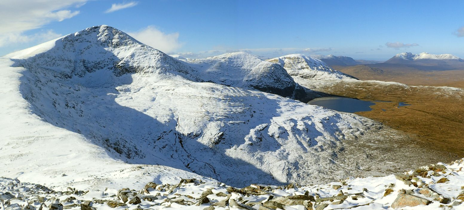 Sgurr Mor to An Teallach © The Watch of Barrisdale