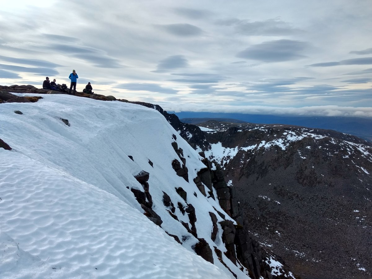 Despite the thaw conditions were still enjoyable © finnbell0101