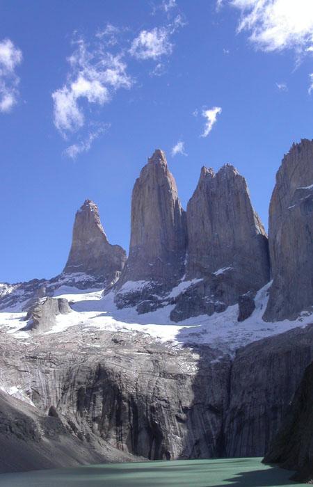 Cerro Torre, Torres del Paine National Park, Chile, 71 kb
