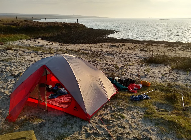 UKC Gear REVIEW: MSR Elixir 1 Tent